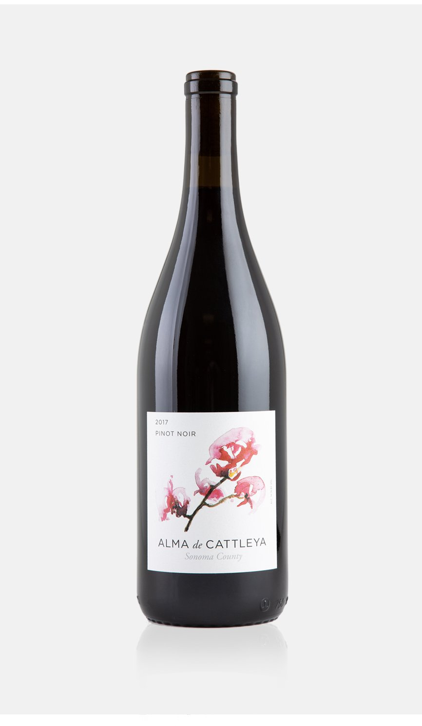 2017 Pinot Noir Bottle