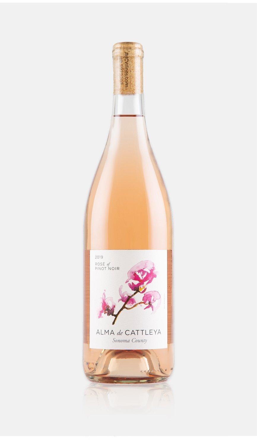2019 Rose of Pinot Noir Bottle